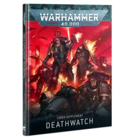 Games Workshop 40K Codex: Deathwatch (9th)