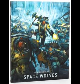 Games Workshop 40K Codex: Space Wolves (9th)