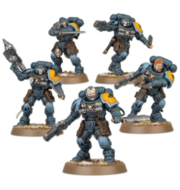 Games Workshop 40K Space Wolves Hounds of Morkai
