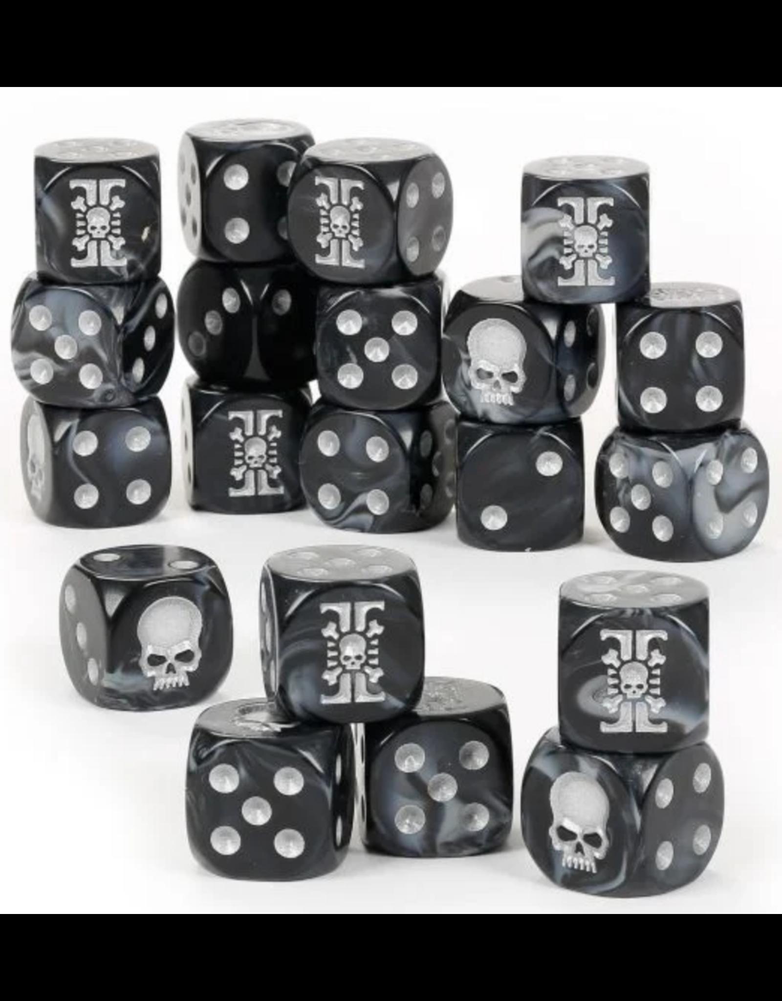 Games Workshop 40K Deathwatch Dice Set
