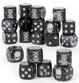 Games Workshop 40K Deathwatch Dice Set