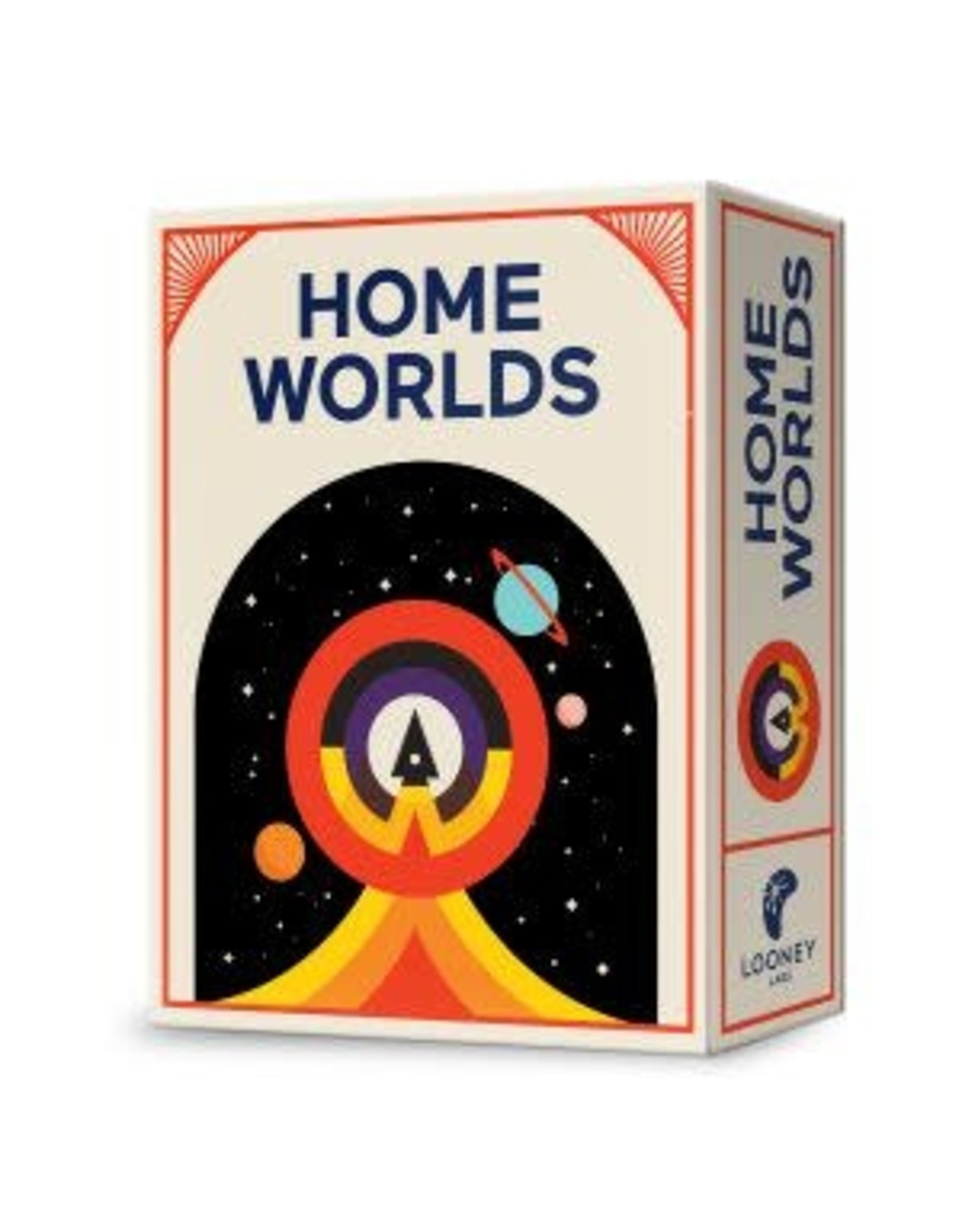 Looney Labs Home Worlds