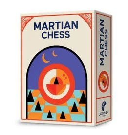 Looney Labs Martian Chess (Silver)