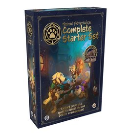 Steamforged Animal Adventures RPG: Starter Set