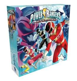 Renegade Power Rangers: Heroes of the Grid Rise of the Psycho Rangers