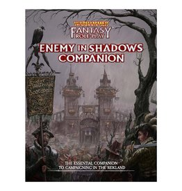 Cubicle Seven Warhammer Fantasy RPG: Enemy Within Vol. 1 - Enemy in Shadows Companion