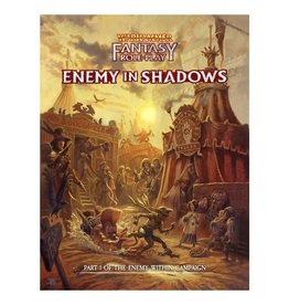 Cubicle Seven Warhammer Fantasy RPG: Enemy Within Vol. 1 - Enemy in Shadows Director's Cut