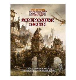 Cubicle Seven Warhammer Fantasy RPG: Gamemaster's Screen