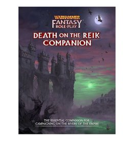 Cubicle Seven PREORDER: Enemy Within Vol. 2 - Death on the Reik Companion: Warhammer Fantasy RPG