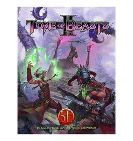 kobold press D&D 5E RPG: Tome of Beasts 2