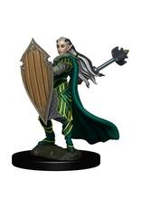 Wizkids Premium Figures - Elf Paladin Female W4 Icons of the Realms - D&D Minis