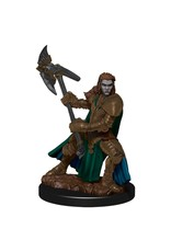 Wizkids Premium Figures - Half-Orc Fighter Female W4 Icons of the Realms - D&D Minis