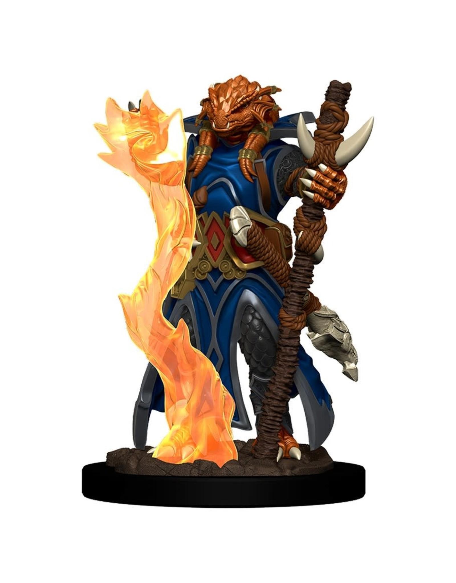 Wizkids Premium Figures - Dragonborn Sorcerer Female W4 Icons of the Realms - D&D Minis