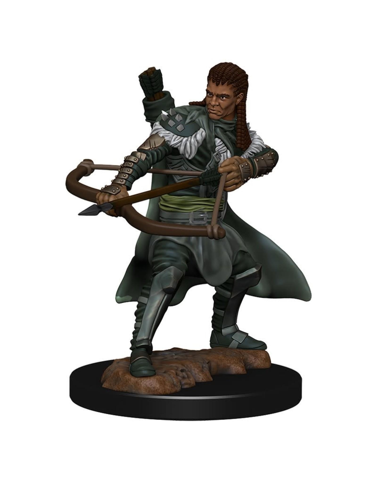 Wizkids Premium Figures - Human Ranger Male W4 Icons of the Realms - D&D Minis