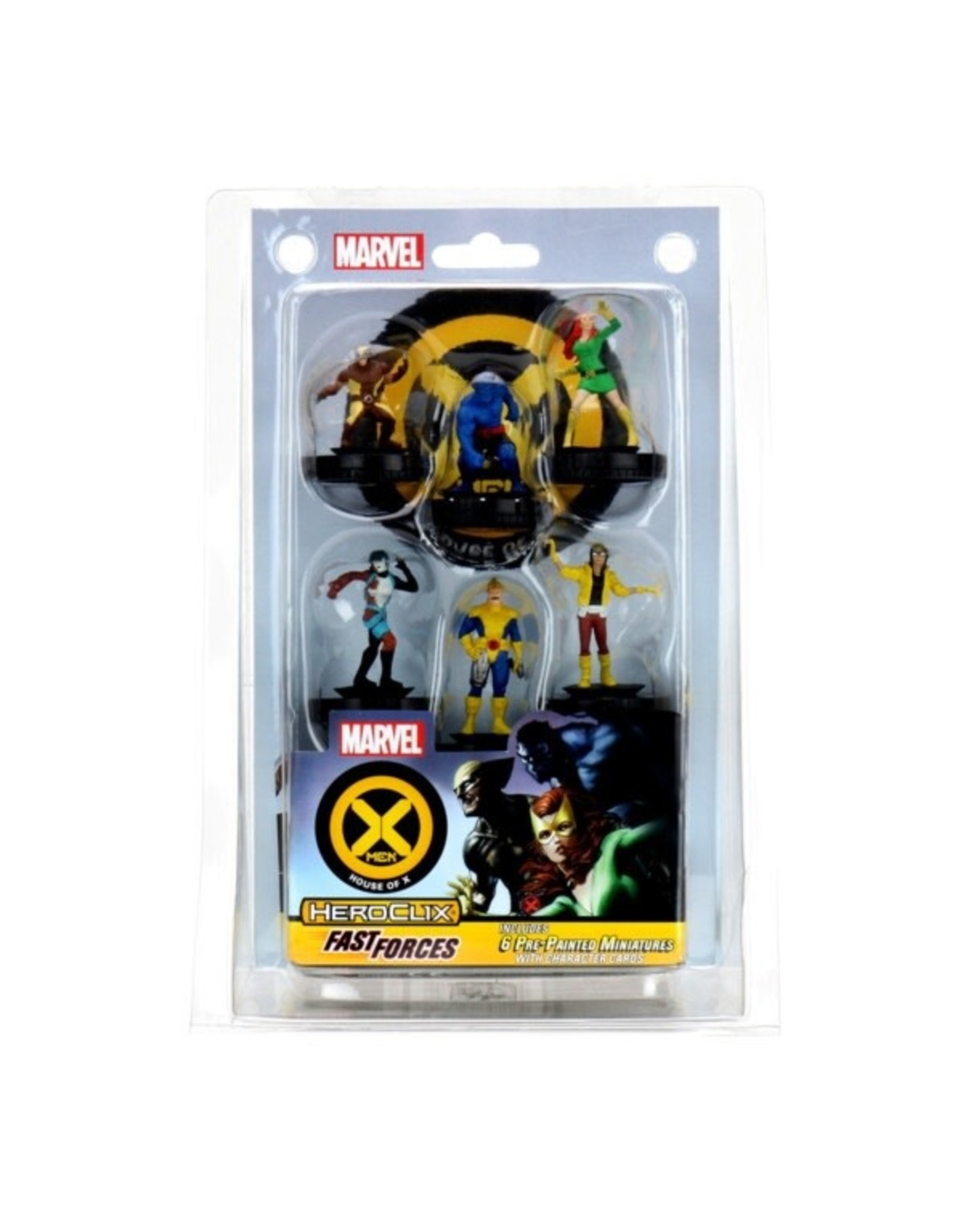 Wizkids X-Men House of X Fast Forces - Marvel Heroclix