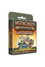Steve Jackson Games Guts and Gory - Munchkin: Warhammer Age of Sigmar