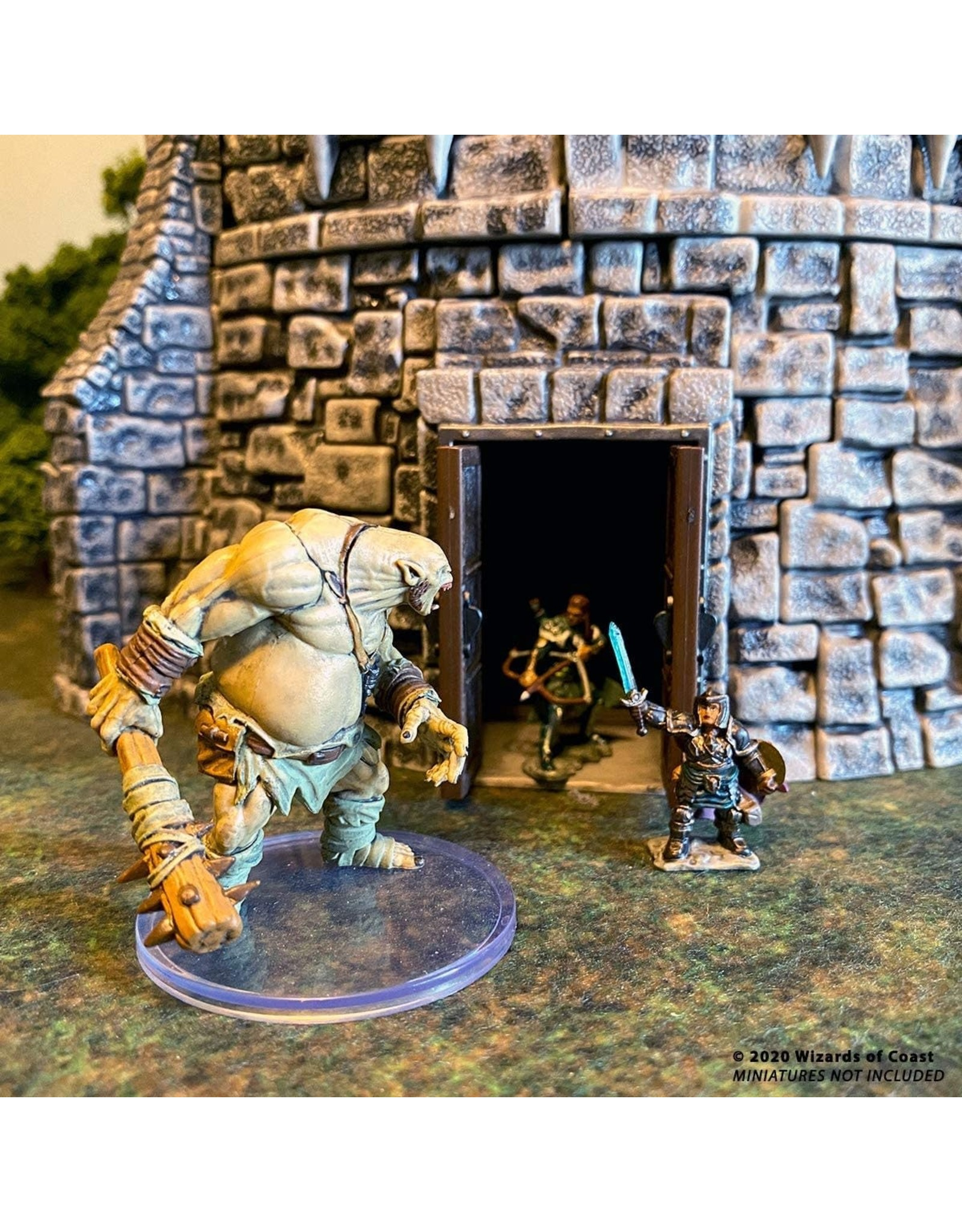 Wizkids D&D Minis: Icons of the Realms The Tower