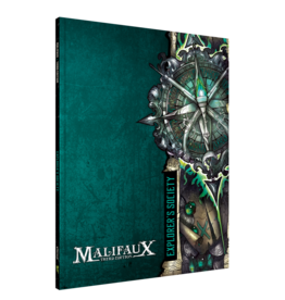Wyrd Miniatures Explorer's Society Faction Book - Malifaux 3e