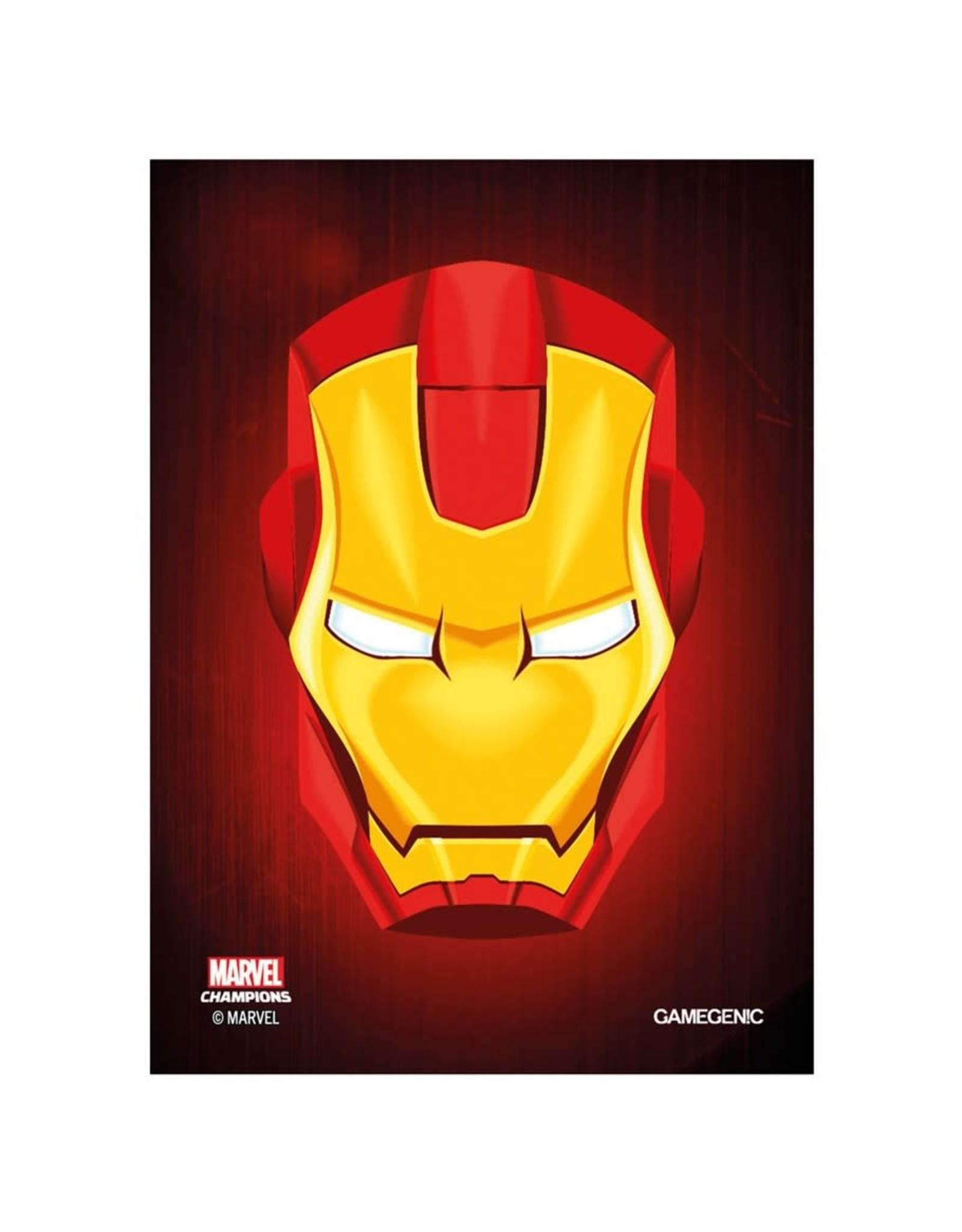 Gamegenic Iron Man - Marvel Champions Sleeves