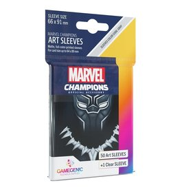 Gamegenic Black Panther - Marvel Champions Sleeves