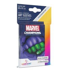 Gamegenic She-Hulk - Marvel Champions Sleeves