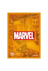 Gamegenic Marvel Champions Sleeves: Orange