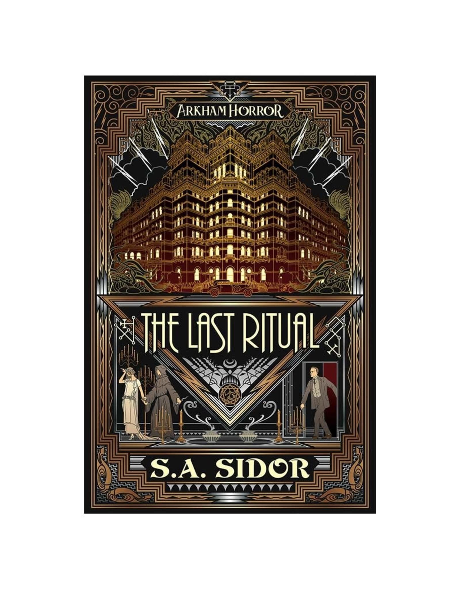 Asmodee Arkham Horror: The Last Ritual (Novel)