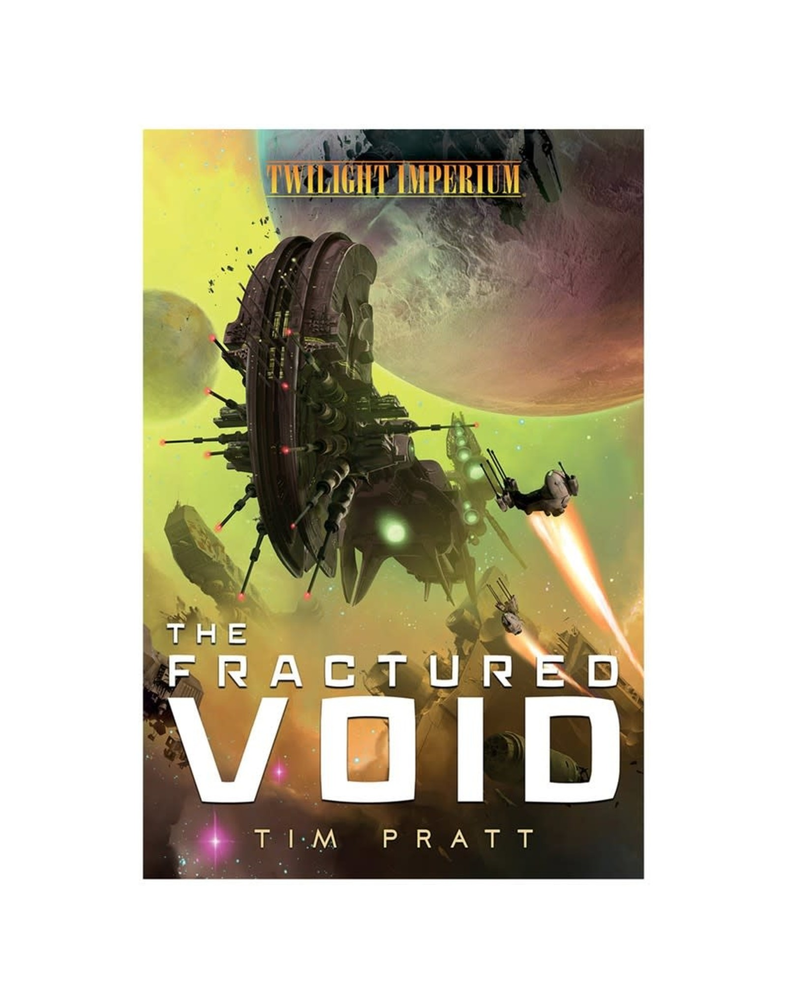 Asmodee Twilight Imperium: The Fractured Void (Novel)