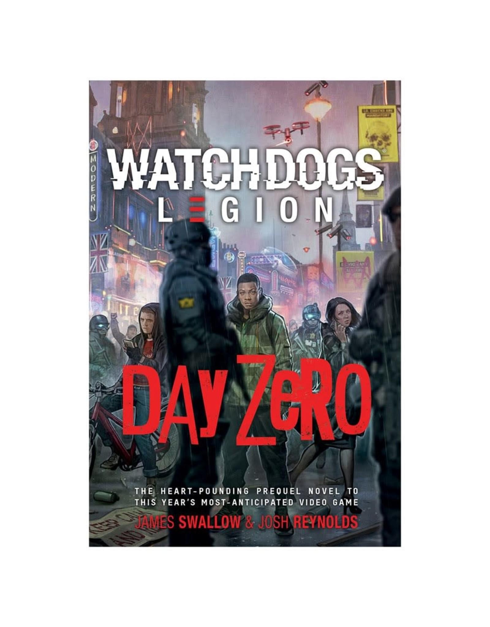 Asmodee Watch Dogs: Day Zero (Novel)