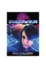 Catalyst Game Labs Shadowrun 6th Edition: High Rollers Dice Pack
