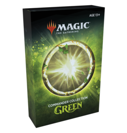 Wizards of the Coast PREORDER: Magic - Commander Collection: Green