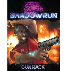 Catalyst Game Labs Shadowrun 6th Edition: Gun Rack Cards