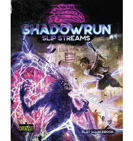 Catalyst Game Labs Shadowrun 6th Edition: Slip Streams