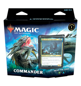 Wizards of the Coast Commander Legends Commander Deck - Reap the Tides