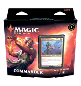 Wizards of the Coast Commander Legends Commander Deck - Arm For Battle