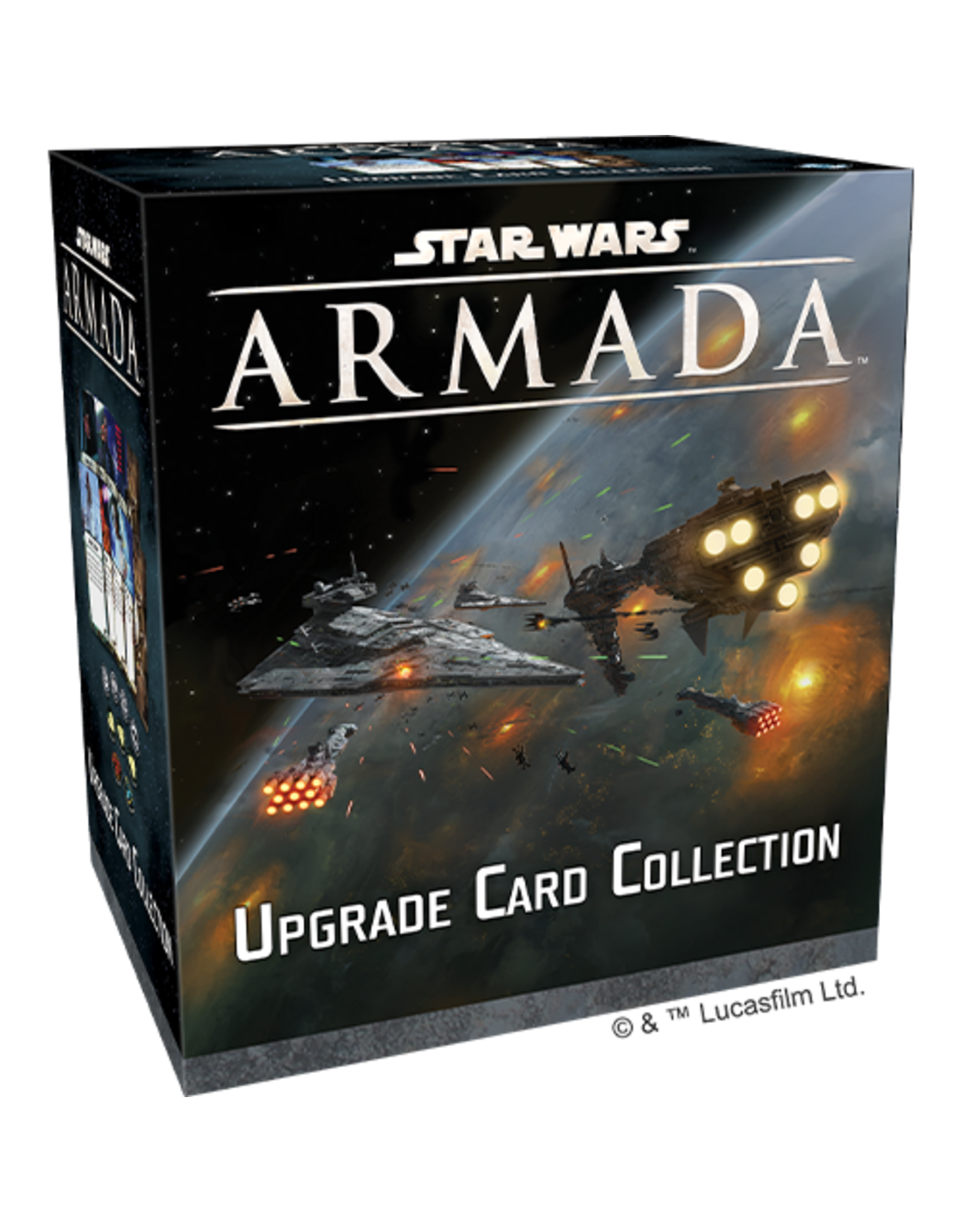 Atomic Mass Games PREORDER: Upgrade Card Collection - Star Wars Armada