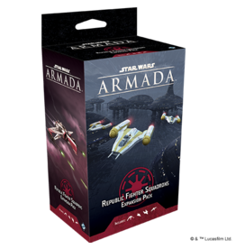 Atomic Mass Games PREORDER: Republic Fighter Squadrons - Star Wars Armada