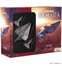 Atomic Mass Games PREORDER: Galactic Republic Fleet Starter - Star Wars Armada