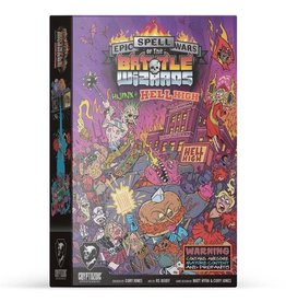 Cryptozoic Epic Spell Wars of the Battle Wizards 5: Hijinx at Hell High