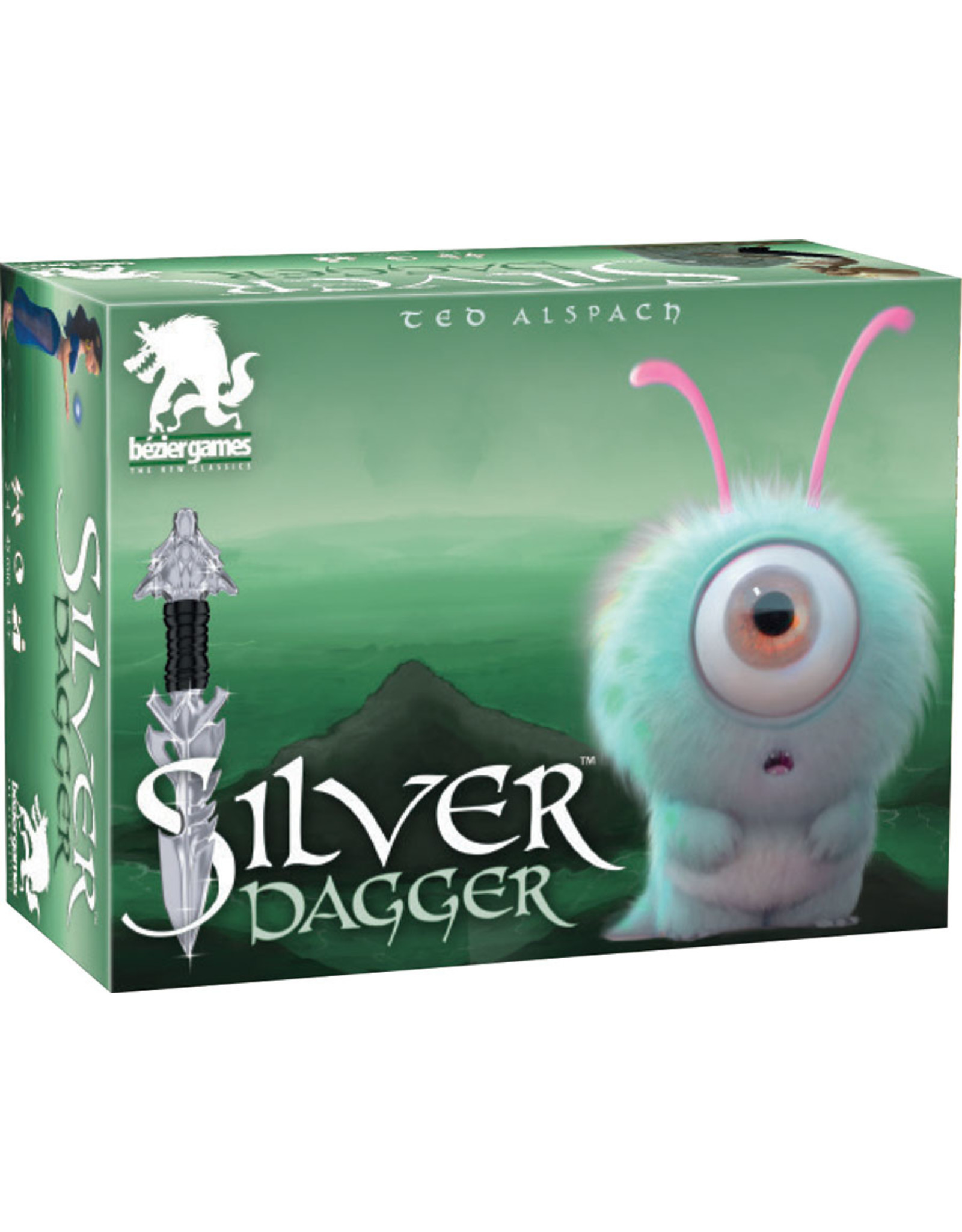 Bezier Games Silver Dagger