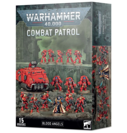 Games Workshop 40K Combat Patrol: Blood Angels