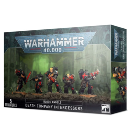 Games Workshop Blood Angels: Death Company Intercessors
