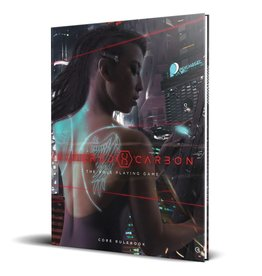 Renegade Altered Carbon RPG: Core Rulebook