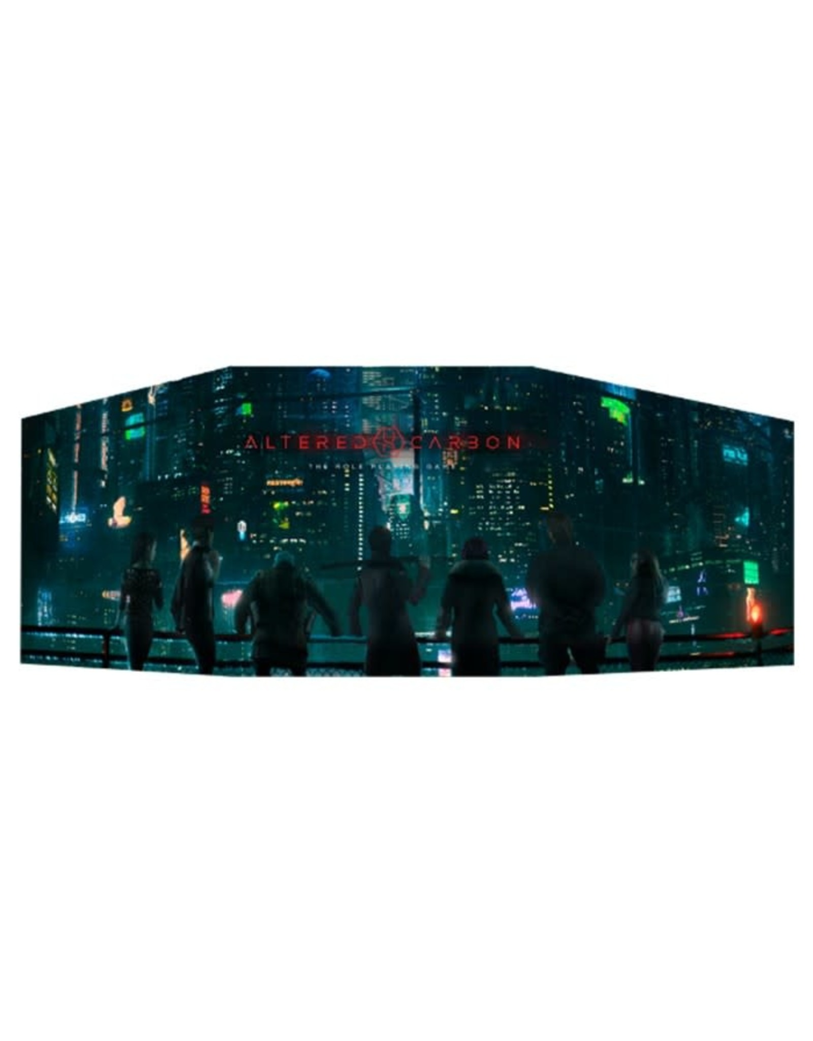 Renegade Altered Carbon RPG: GM Screen