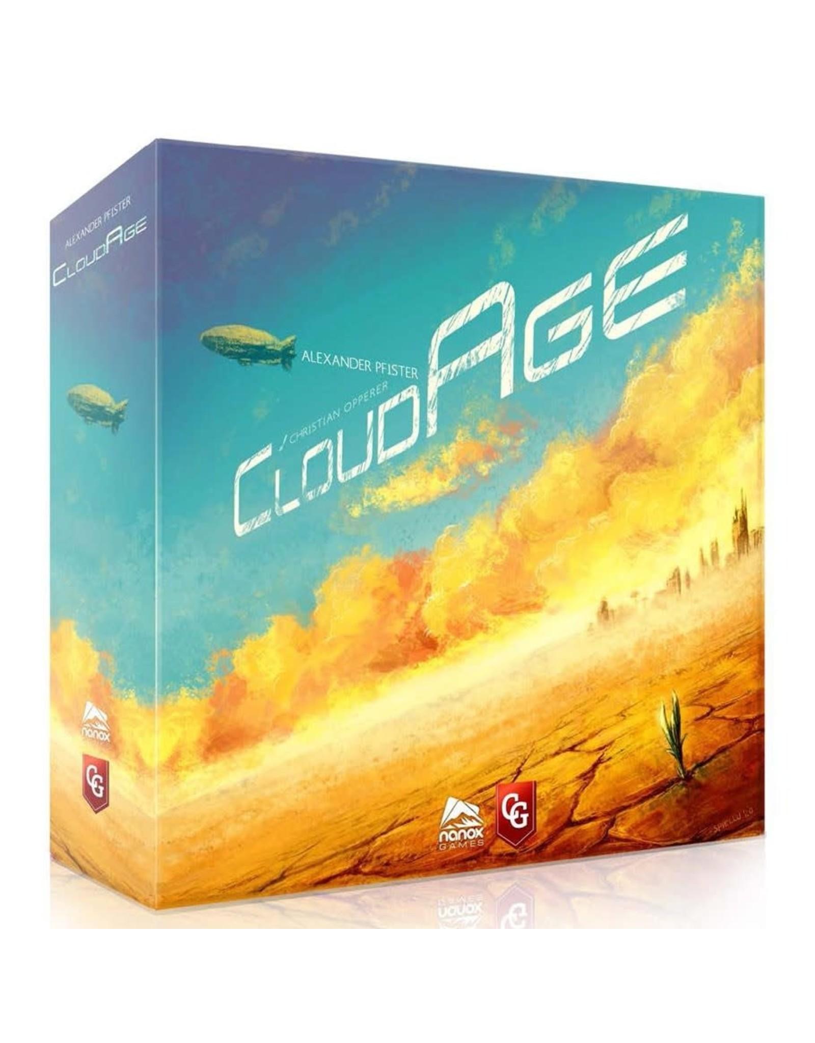 Capstone CloudAge