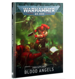Games Workshop Codex: Blood Angels (HB) (9th)