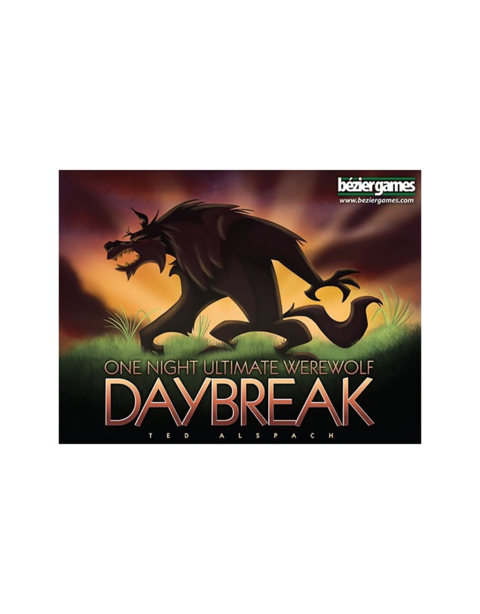 Bezier Games One Night Ultimate Werewolf: Daybreak (stand alone or expansion)