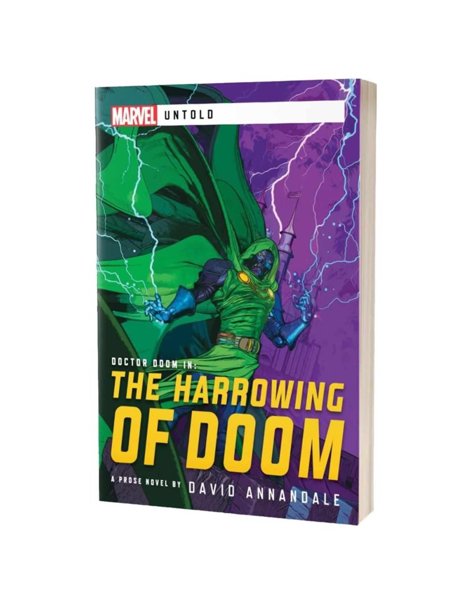 Asmodee Marvel Untold: The Harrowing of Doom (Novel)