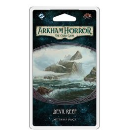 Fantasy Flight Games Arkham Horror LCG: Devil Reef Mythos Pack
