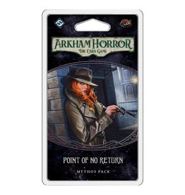 Fantasy Flight Games Arkham Horror LCG: Point of No Return Mythos Pack